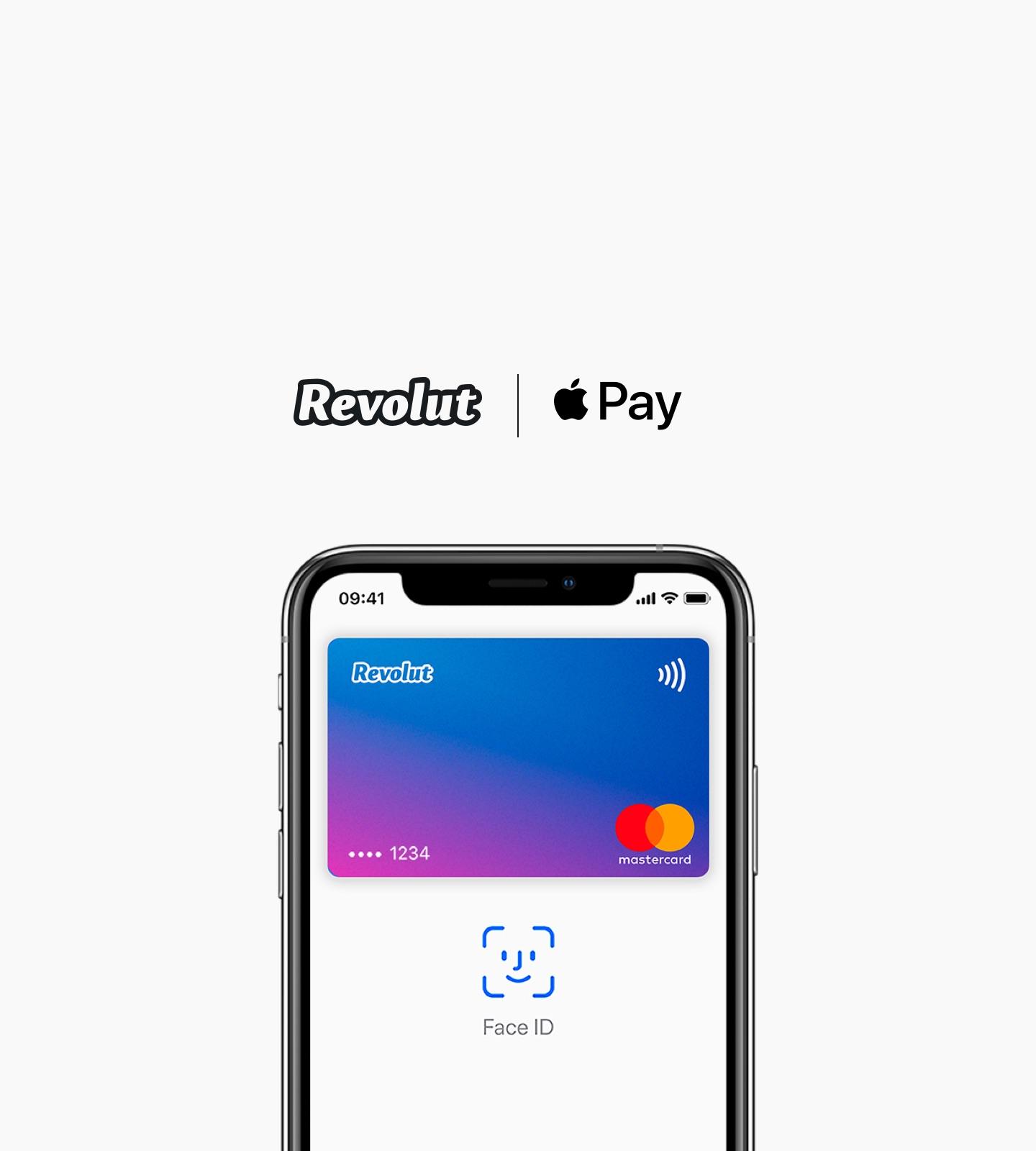 Revolut a Apple Pay
