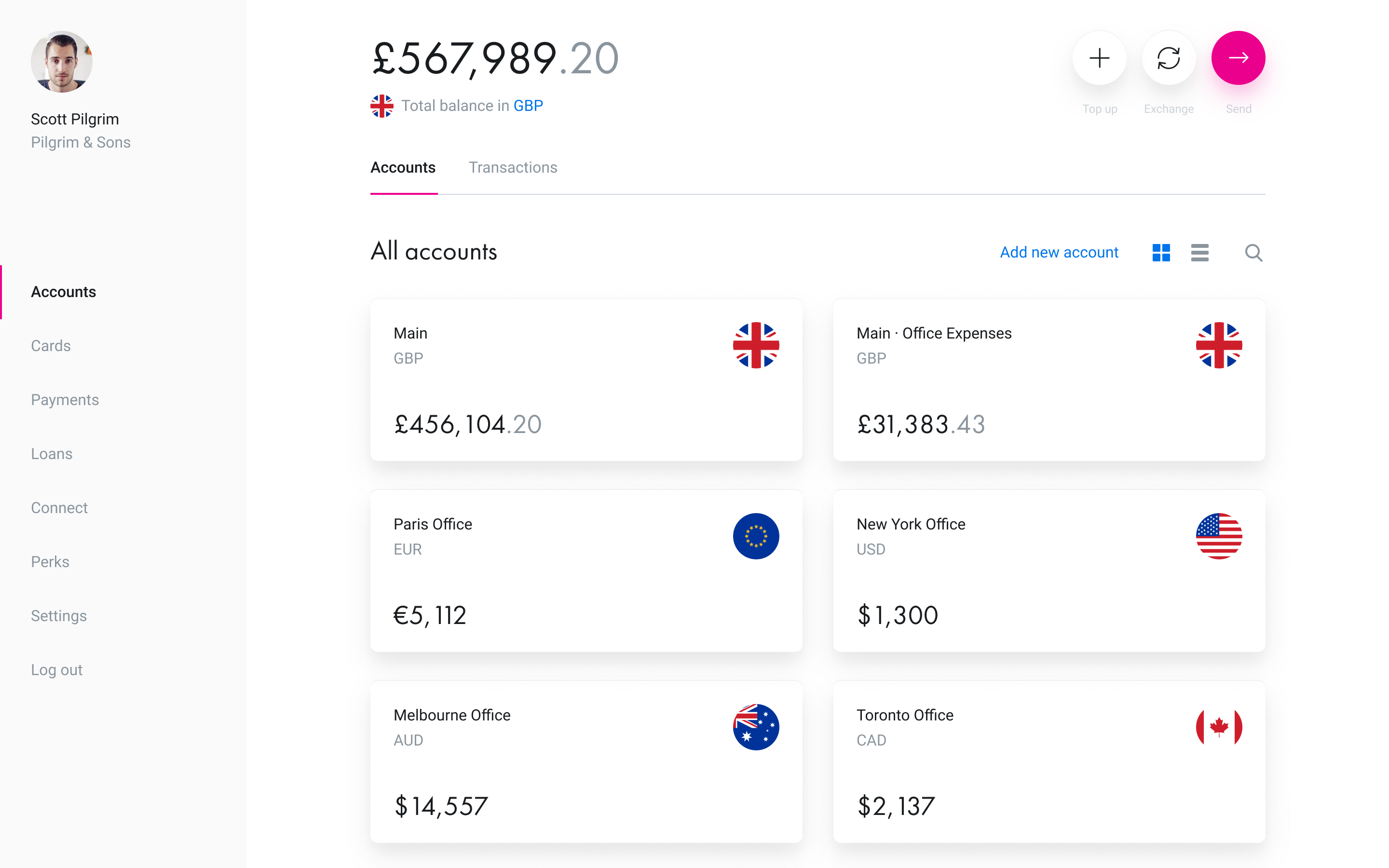 Try Revolut for Business