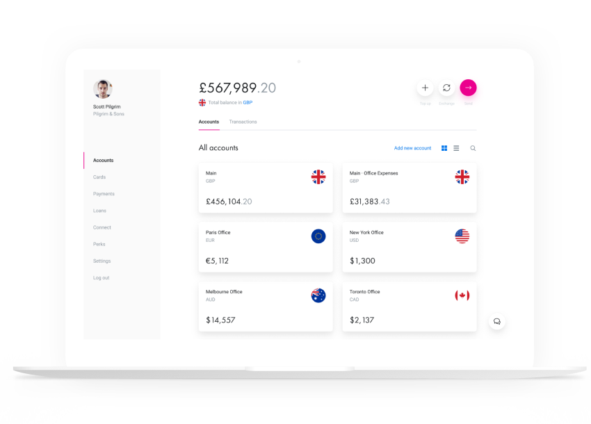 The Business Bank Account Alternative | Revolut