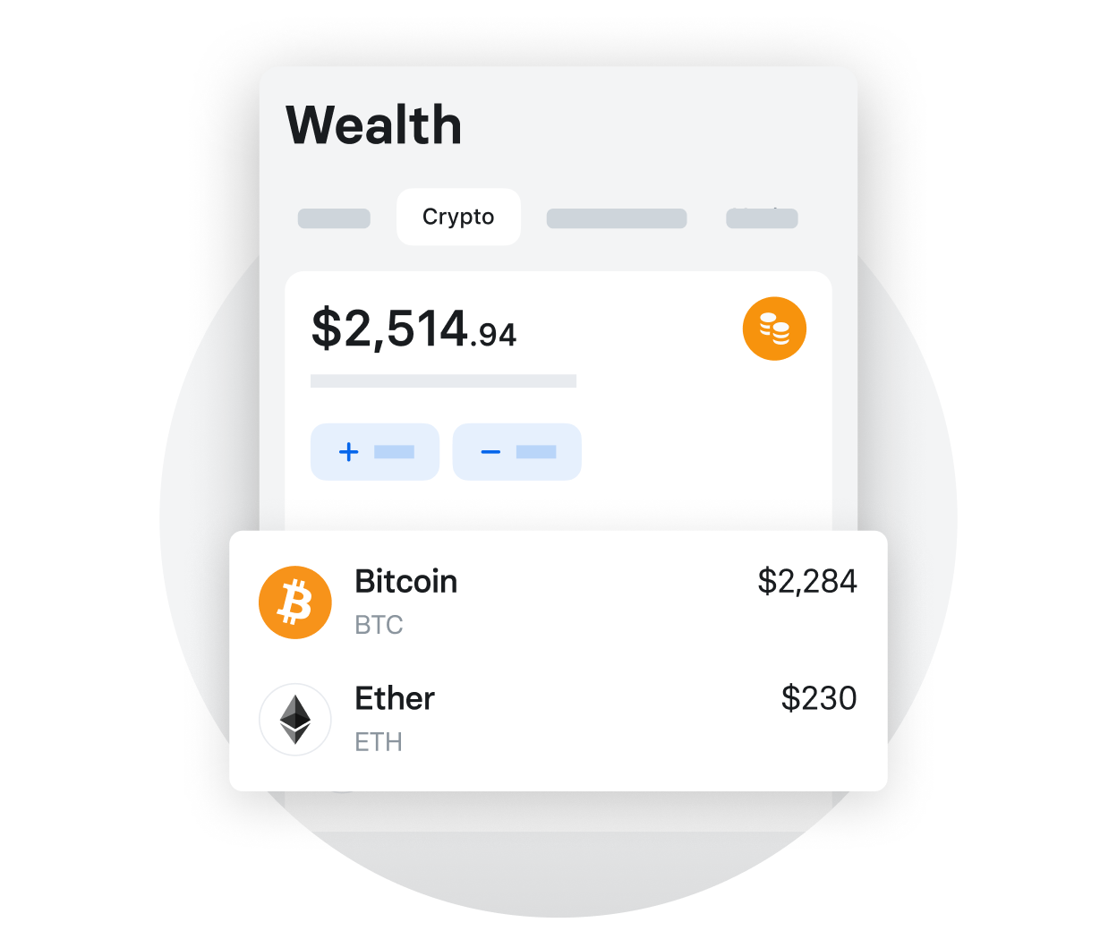 Get in on the crypto action from just $1