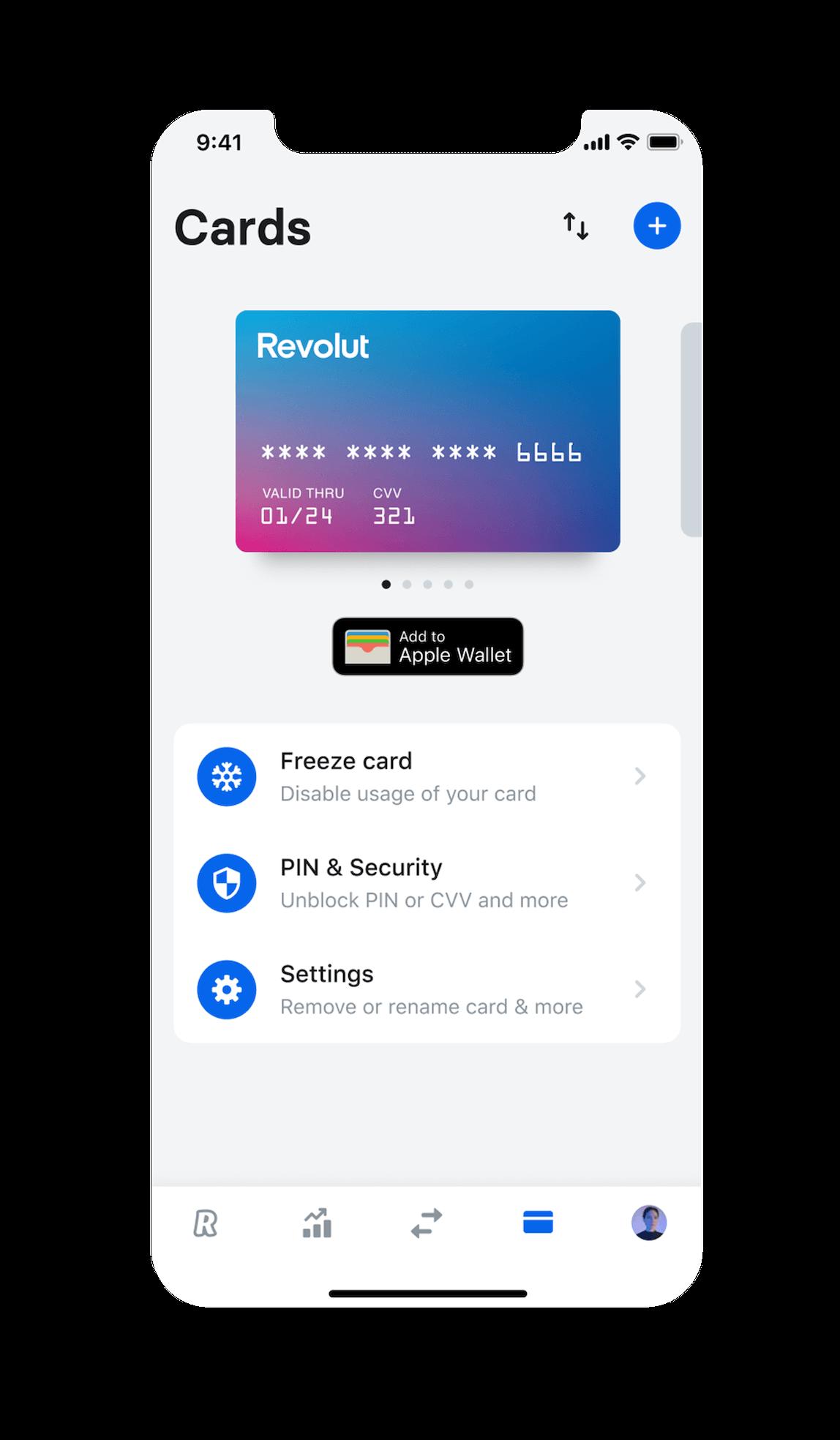 revolut kriptovaliutos