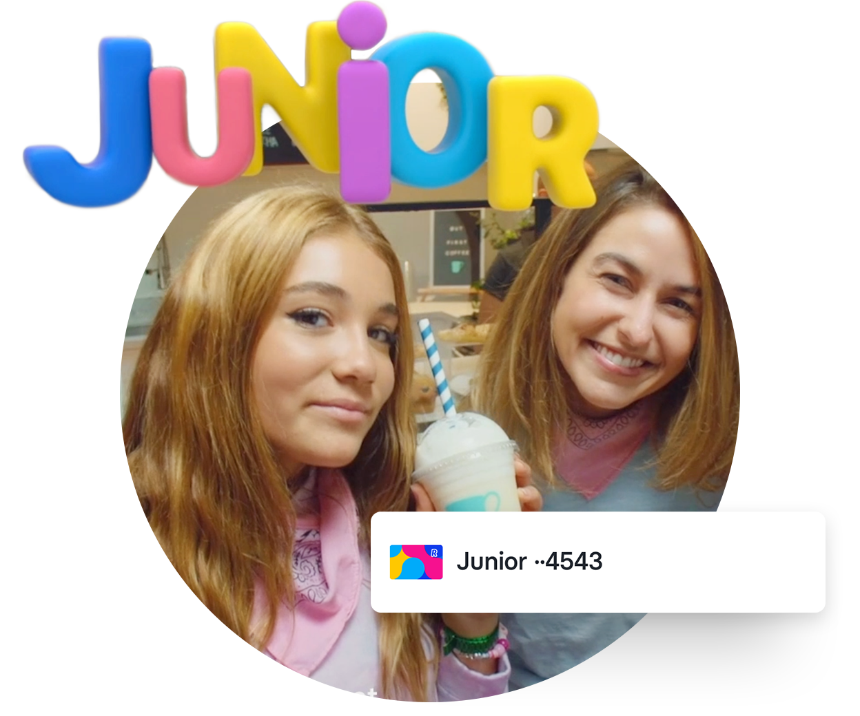 Next generation finance, with Revolut Junior